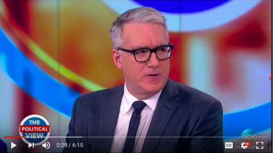 Keith Olbermann: Osama bin Laden Did Less to Damage America than Trump