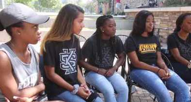 Kennesaw State Cheerleaders Claim They Were Cut for Kneeling