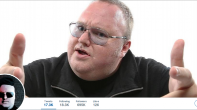 Kim Dotcom: I know Who Released the DNC Emails, Mueller's Not Interested