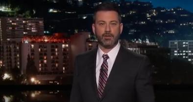 Kimmel Preaches Gun Control, Discourages Prayer