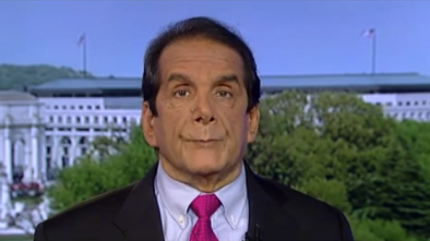 KRAUTHAMMER: Obama's JFK Speech More 'Condescension' Than Courage
