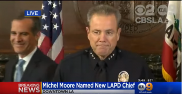 LA Police Chief Retired & Collected a $1.27 Million Payout Before He Was Re-hired