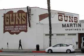 LA Sheriff Clashes w/ County Lawyer Over Closing Gun Shops