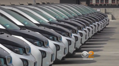 LAPD Blew $10M on Electric BMWs It Doesn't Use