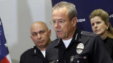 LAPD Chief: Recruitment Ad on Breitbart Not in Line with 'City's Values'