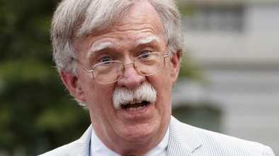 LEAK: John Bolton Says Trump Tied Aid to Investigation in Upcoming Book