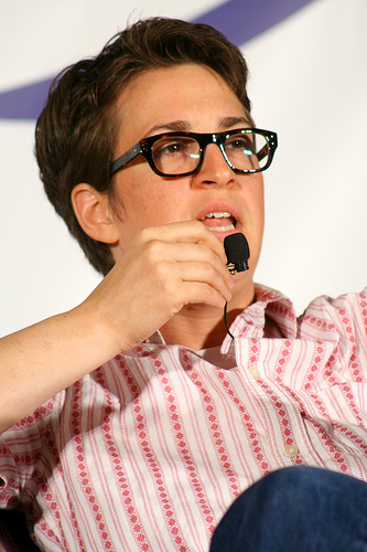 Rachel Maddow photo