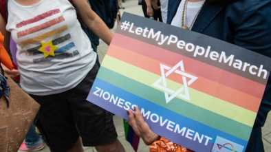 Lesbian March in D.C. Bans 'Nationalist Symbols,' Including Israeli Flag