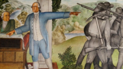 Liberal Academics Urge San Francisco School Board Not to Take Down George Washington Mural