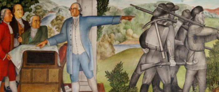 Liberal Academics Urge San Francisco School Board Not to Take Down George Washington Mural