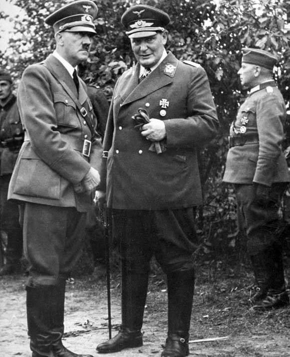 Hermann Goering photo