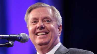 Lindsey Graham Calls for Roy Moore to Step Aside But Defends Bob Menendez