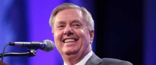 Lindsey Graham Calls for Roy Moore to Step Aside But Defends Bob Menendez