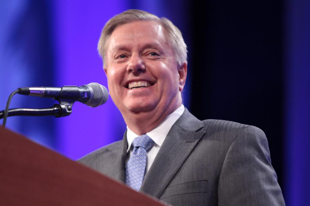 Senator Lindsey Graham photo