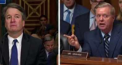 Lindsey Graham Delivers Scathing Rebuke of Democrats in Judiciary Hearing. 1