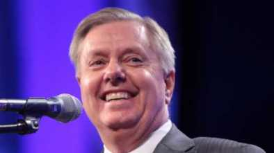 Lindsey Graham & Dems Call for a Carbon Tax to fight 'Global Warming'