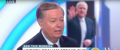 Lindsey Graham Said He Wishes McCain and Trump Had Reconciled Their Differences
