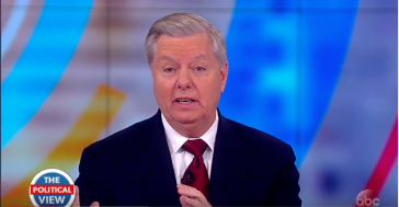Lindsey Graham: 'Too Early to Tell' If Trump Could Be Impeached