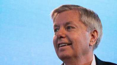 Lindsey Graham: Trump 'Hurting His Presidency' by Not Criticizing Putin