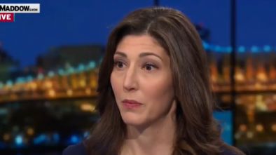 Lisa Page Says DOJ 'Betrayed Her,' Claims Anti-Trump Text Messages Shouldn't Have Been 'Politicized'