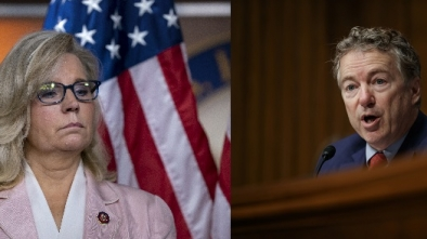 Liz Cheney, Rand Paul Clash Over Foreign Policy After Bolton Departure