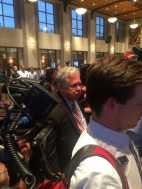 Luther Strange Flees after Being Pressed on His U.S. Senate Appointment