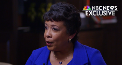 Lynch Re-emphasizes that Tarmac Mtg. w/ Bill Clinton was 'Innocuous'