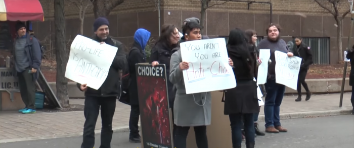 Mainstream Pro-Choicers Clash With Radical Leftists In Their Own Movement