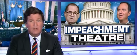 Major TV Networks Won't Broadcast Extremely Boring Impeachment Trial