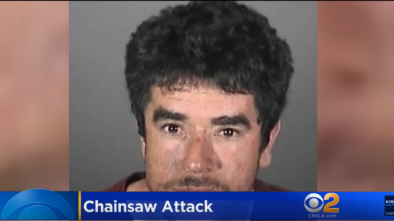 Man Suspected of Attacking Wife with Chain Saw was Deported 11 times