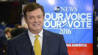 Manafort is Voluntarily Cooperating to Answer Charges of Russian Influence