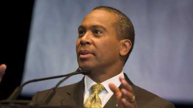 Mass. Gov. Deval Patrick Mulls Latecomer White House Run