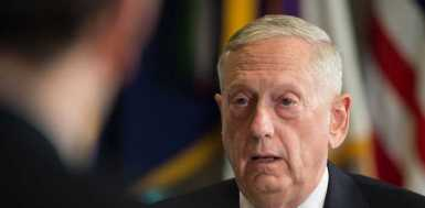 Mattis Threatens Syrian Military Action, but Admits 'No Evidence'