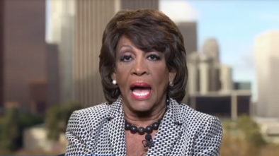 Maxine Waters: Democrats 'Will Not Stop' Pushing for Impeachment, Even After Trial Ends