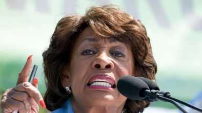 Maxine Waters to Trump: 'We Did Not Ask You to Be President'