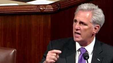 McCarthy Gets Early Leadership Test w/ Steve King's Racially Charged Remark