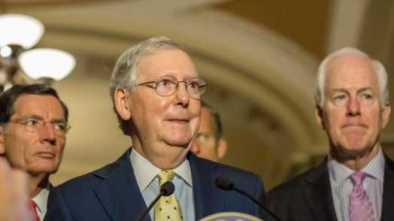 McConnell Delays August Recess