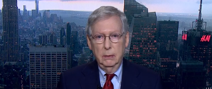 McConnell: If House Votes to Impeach, Senate Will Have 'No Choice' But to Hold Trial