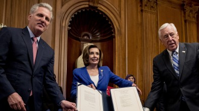 McConnell Warns Pelosi Next Virus Relief Package Won't Have Dem Wish List