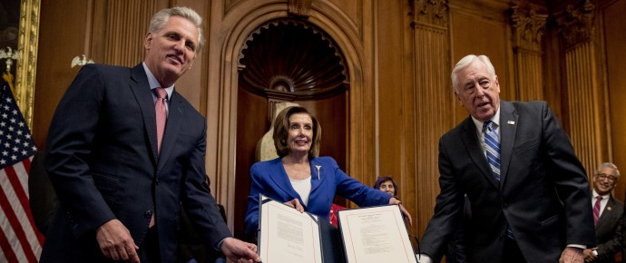 McConnell Warns Pelosi Next Virus Relief Package Won't Have Dem Wish List - Liberty Headlines