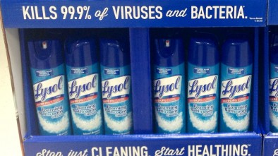 Media Distorts Trump 'Disinfectant' Speculation; Lysol Issues Advisory