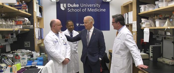 Media Dutifully Accepts Physician's Claim of 'Healthy, Vigorous' Joe Biden