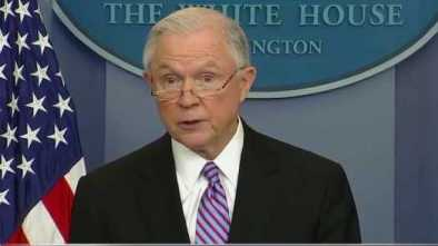 Media in Panic Over Sessions Threat Against Them Over Leaks