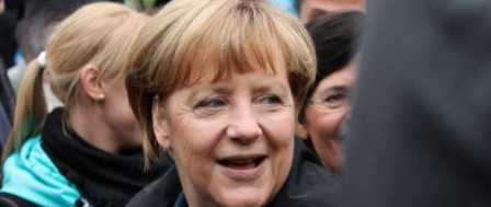 Merkel and Media Throw Fit Over Europe Paying Fair Share