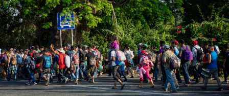 Mexico Says It Will Restrict Migrants w/in Its Borders