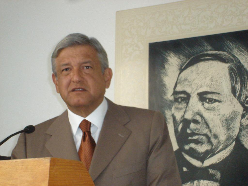 Andres Obrador photo