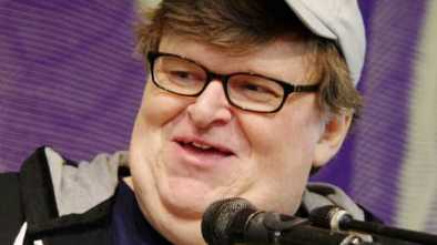 Michael Moore Claims His New Film Will End Trump's Presidency