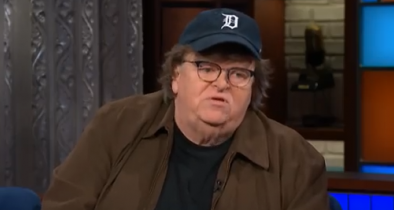 Michael Moore Says Most Americans Are Liberal, Trump's the 'devil,' Abolish Electoral College