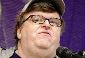 Michael Moore to Trump: Resign and Your Kids Won't Be 'Thrown in Jail'