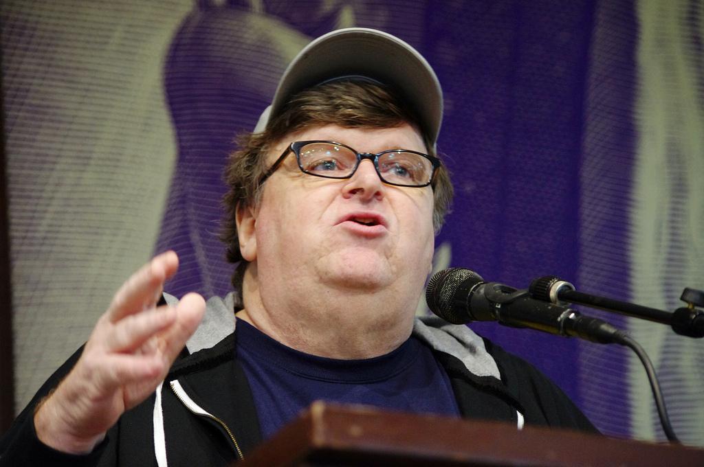 Michael Moore photo